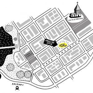 Optiker Kalmar karta